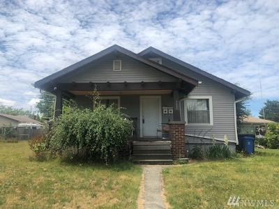 Tacoma Single Family Home For Sale: 3620 S D St