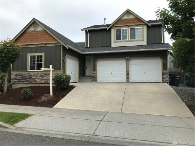 Skagit County Single Family Home For Sale: 449 Dallas St