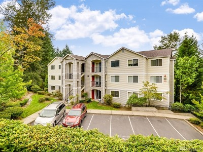 Bothell Condo/Townhouse For Sale: 10721 Valley View Rd #B-304