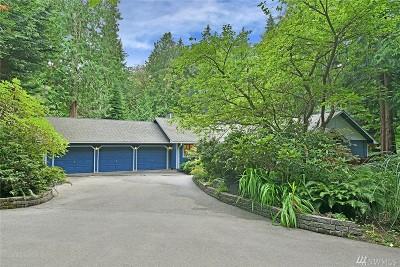 Bainbridge Island Single Family Home For Sale: 15473 Sunrise Dr NE