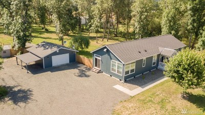Chehalis Single Family Home For Sale: 553 Tauscher Rd