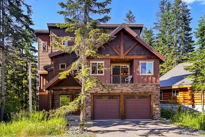 Snoqualmie Single Family Home For Sale: 14 Kendall Peak Wy