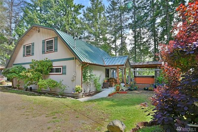 Brinnon Single Family Home For Sale: 312686 Highway 101