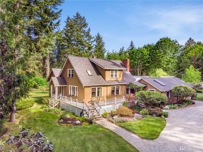 Bainbridge Island Single Family Home For Sale: 9569 NE Torvanger Rd