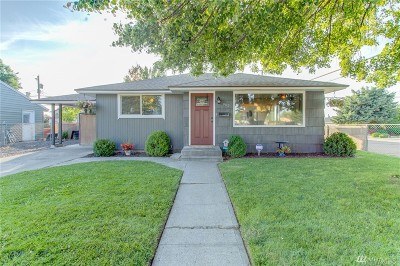 Moses Lake Single Family Home For Sale: 902 S Ironwood Dr
