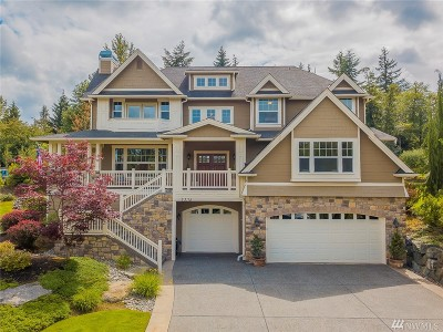 Woodinville Single Family Home For Sale: 23115 146th Dr SE
