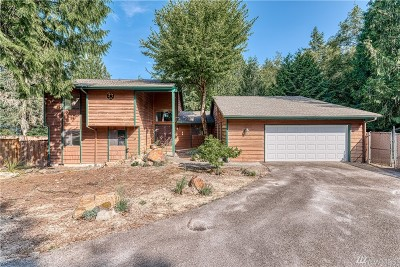 Port Orchard Single Family Home For Sale: 5430 Kristin Lane SE