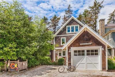 Grays Harbor County Single Family Home For Sale: 39 N Glen Lane