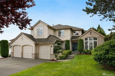 Sammamish Single Family Home For Sale: 23263 NE 15th St