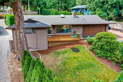 Renton Single Family Home For Sale: 18817 SE 161st St