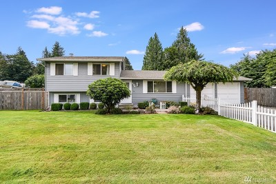 Auburn Single Family Home For Sale: 824 25th St SE