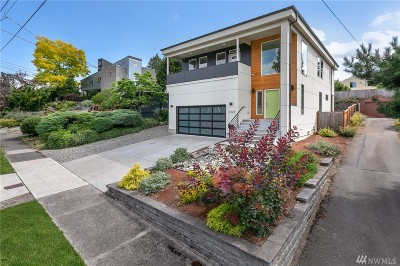 Seattle Single Family Home For Sale: 4224 47th Ave S