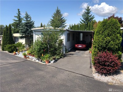 Bellingham Mobile Home For Sale: 1200 Lincoln St #179