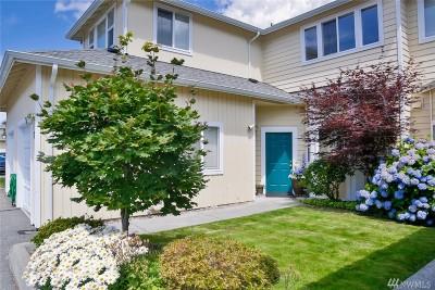 Edmonds Condo/Townhouse For Sale: 21121 77th Place W #7