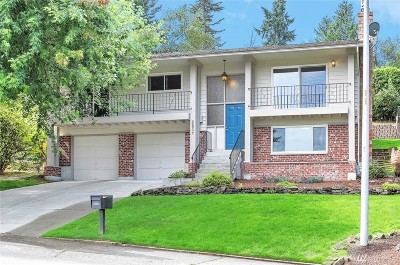 Federal Way Single Family Home For Sale: 32547 41st Ave SW