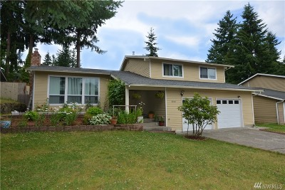 Federal Way Single Family Home For Sale: 32301 2nd Ave SW