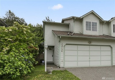 Everett Single Family Home For Sale: 13726 9th Ave W