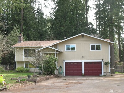 Woodinville Single Family Home For Sale: 16572 188th Ave NE