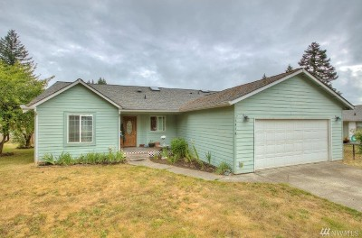 Shelton Single Family Home For Sale: 1410 Turner Ave