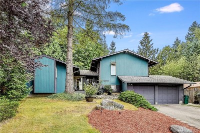 Bothell Single Family Home For Sale: 15029 108th Place NE