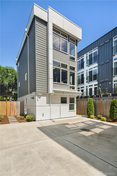Seattle Single Family Home For Sale: 1508 NW 63rd St