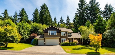 Gig Harbor Single Family Home For Sale: 7702 46th St NW