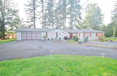 Tacoma Single Family Home For Sale: 7808 Waller Rd E