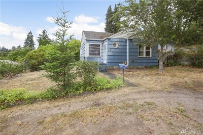 Bremerton Single Family Home For Sale: 3640 C St