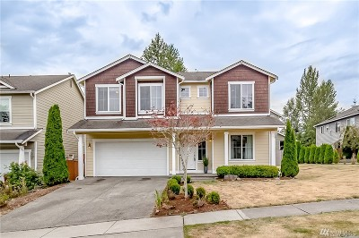 Marysville Single Family Home For Sale: 7304 35th Place NE