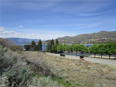 Chelan, Chelan Falls, Entiat, Manson, Brewster, Bridgeport, Orondo Residential Lots & Land For Sale: 1 Peterson Place