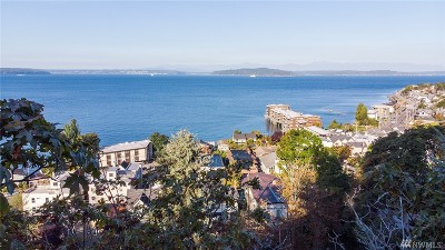 Seattle Residential Lots & Land For Sale: 3803 Chilberg Place SW