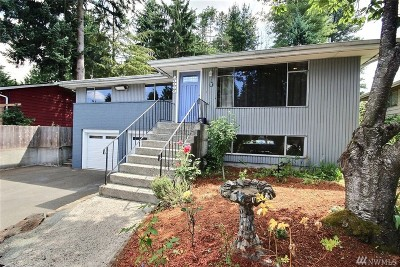 Seattle Single Family Home For Sale: 13326 28th Ave NE