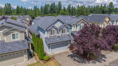 Puyallup Single Family Home For Sale: 8929 161st St E
