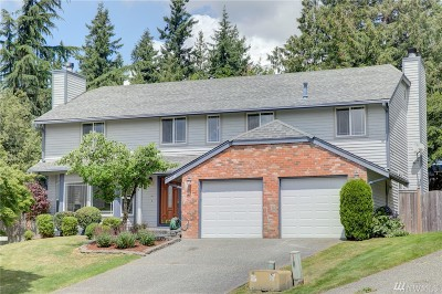 Sammamish Single Family Home For Sale: 22130 NE 10th Place
