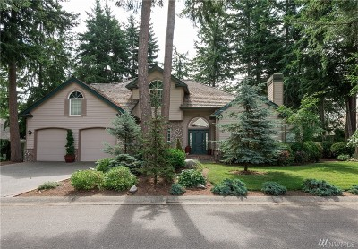Single Family Home For Sale: 5401 Quail Run