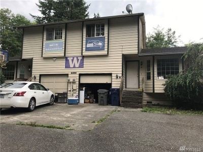 Lake Stevens Multi Family Home For Sale: 8526 Vernon Rd