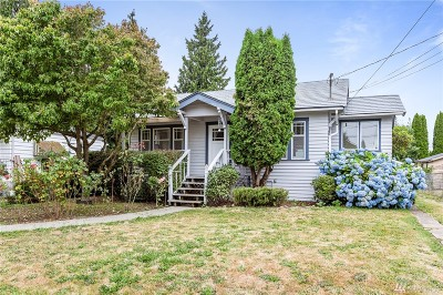 Seattle Single Family Home For Sale: 814 S Rose St