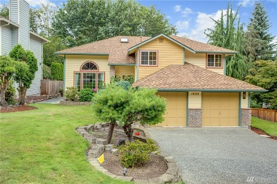 Mukilteo Single Family Home For Sale: 13124 42nd Ave W