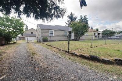 Tacoma Single Family Home For Sale: 8029 S Fawcett Ave