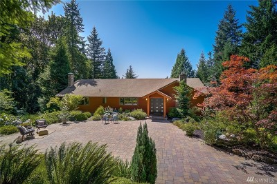 Woodinville Single Family Home For Sale: 23525 71st Dr SE
