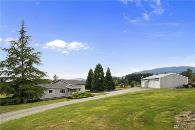 Skagit County Single Family Home For Sale: 5414 Tenneson Rd