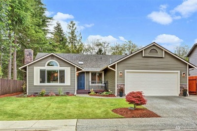Bothell Single Family Home For Sale: 820 213th St SE