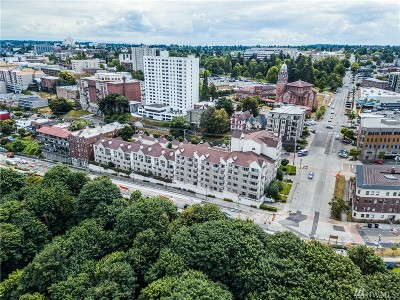 Tacoma Condo/Townhouse For Sale: 1 Broadway #312