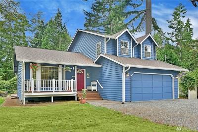 Hansville Single Family Home Pending: 37051 Cypress Dr NE