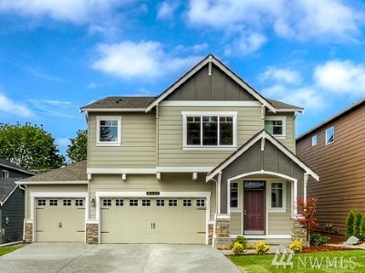 Buckley Single Family Home Contingent: 6713 226th Ave Ct E #0083