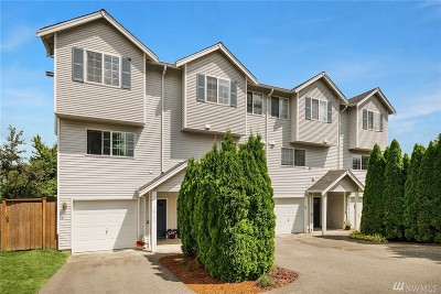 Monroe Single Family Home For Sale: 16443 169th St SE