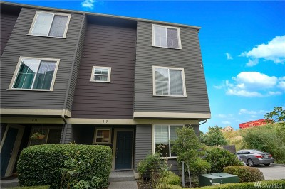 Issaquah Condo/Townhouse For Sale: 819 5th Place NE