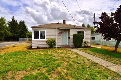 Tacoma Single Family Home For Sale: 801 S Hawthorne St