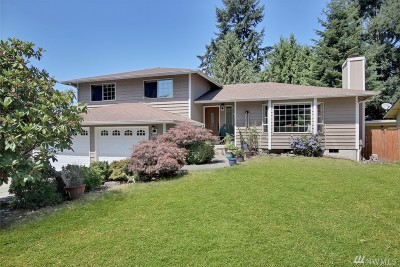 Federal Way Single Family Home For Sale: 1832 SW 352nd Place