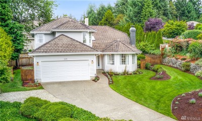 Steilacoom Single Family Home For Sale: 209 Casey Ct